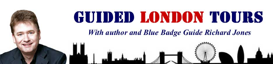 Guided London Tours header.